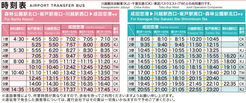 東京到埼玉川越鐵路交通、川越景點交通(東武巴士,小江戶巡迴巴士)
