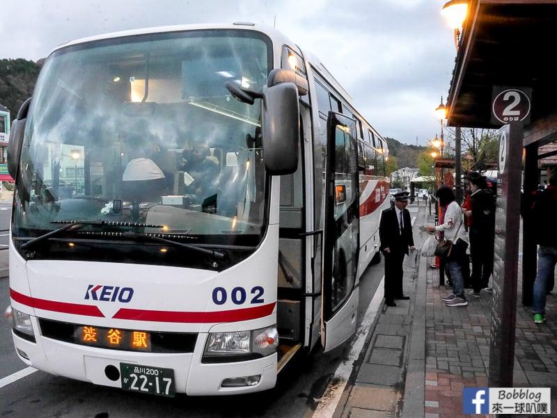Shibuya bus 18