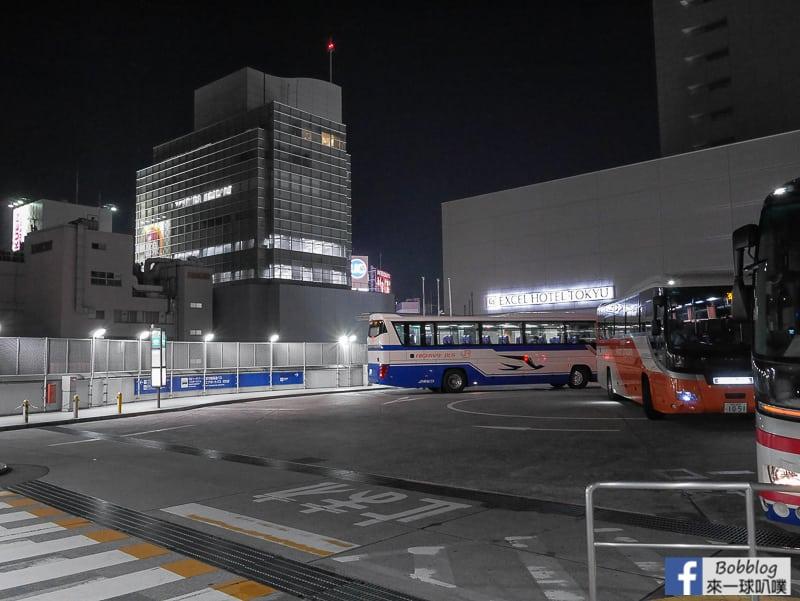 Shibuya bus 27