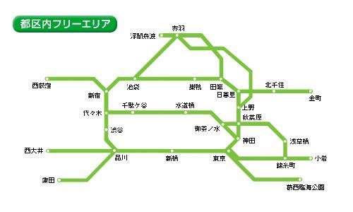 延伸閱讀:SUICA可用的四張交通優惠票整理