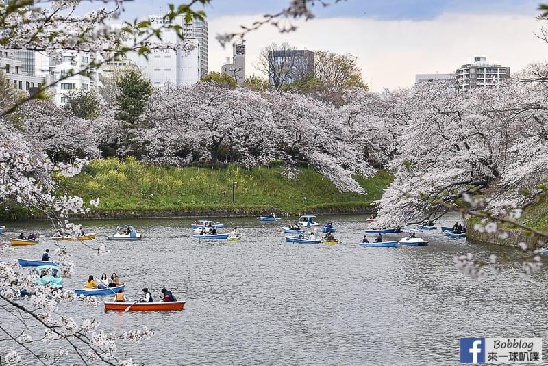 Chidorigafuchi Park 22