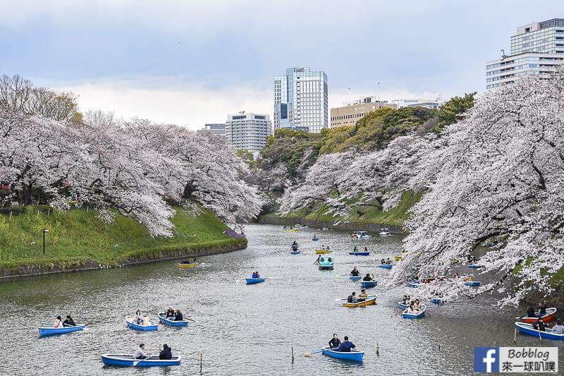 Chidorigafuchi Park 30