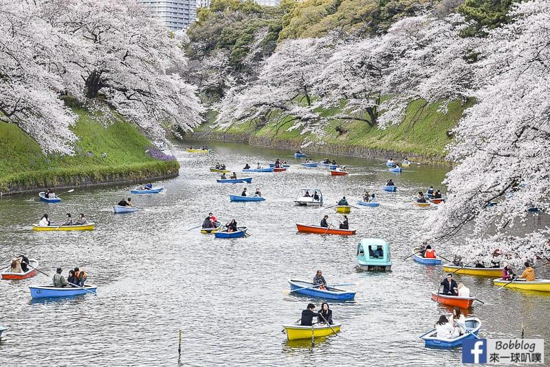Chidorigafuchi Park 36