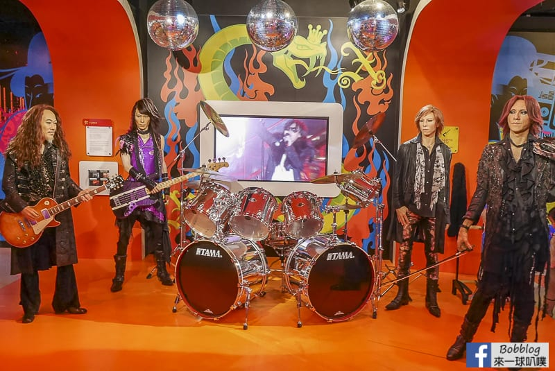Madame Tussauds Tokyo 48