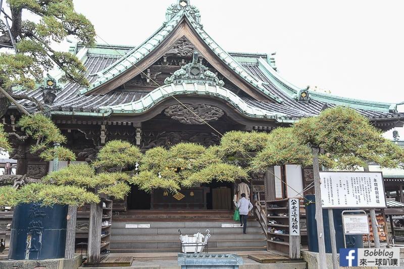 Shibamata street 2