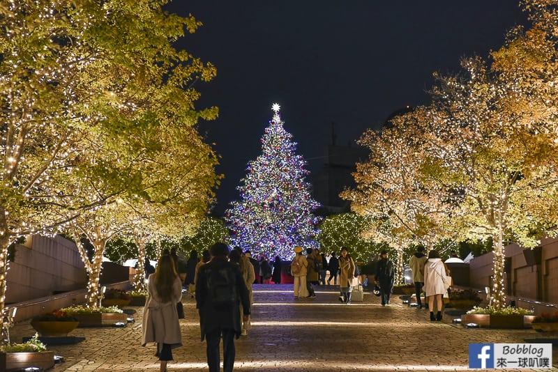 延伸閱讀:東京惠比壽花園廣場點燈(巨大聖誕樹,世界最大吊燈)