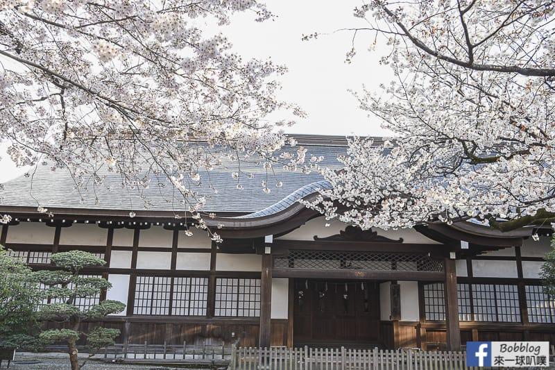 Yasukuni Shrine sakura 18