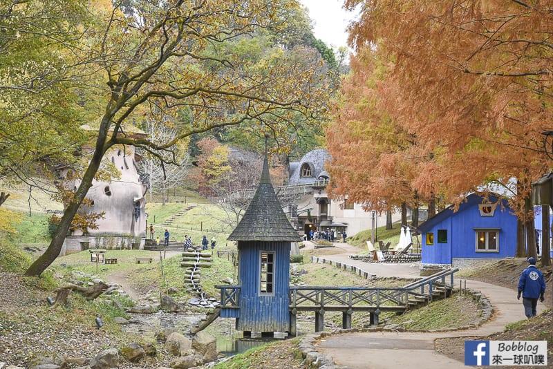 延伸閱讀:關東埼玉景點|嚕嚕米兒童森林公園(超美落羽松,童話故事場景)