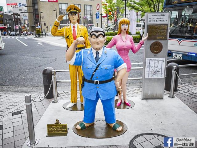東京柴又老街巡禮(柴又參道商店街美食、柴又景點、交通方式)