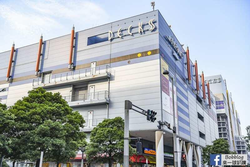 東京台場一日遊景點行程攻略(鐵路巴士交通,12個景點,逛街) @來一球叭噗日本自助攻略