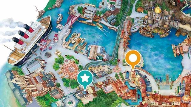 2020東京迪士尼,東京迪士尼海洋表演秀整理(時間表,位置) @來一球叭噗日本自助