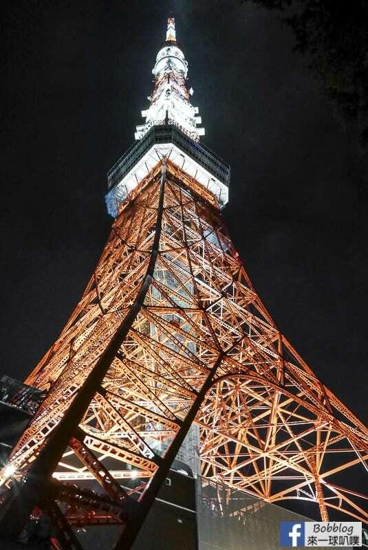 東京鐵塔攻略(展望台,門票,逛街,海賊王餐廳商店,海賊王塔樂園)