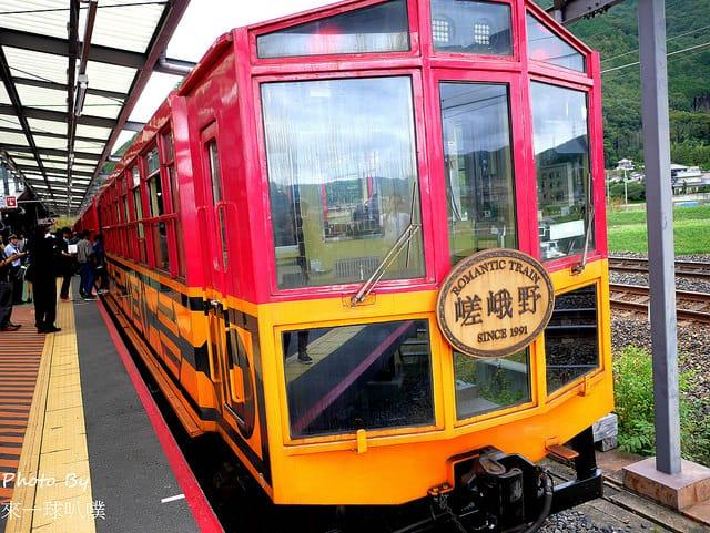 嵐山小火車113