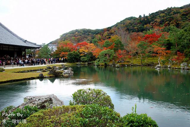 京都嵐山-天龍寺45