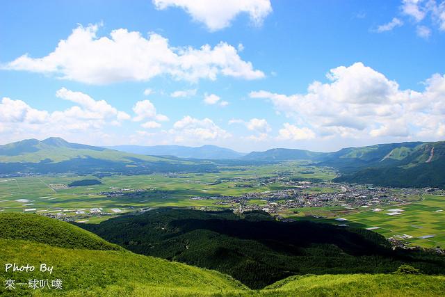 九州熊本阿蘇自助行程景點攻略(阿蘇火山,交通,美食,住宿) @來一球叭噗日本自助