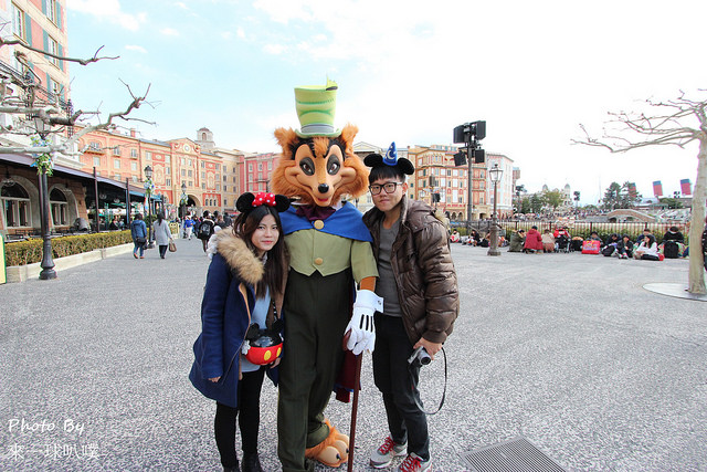 延伸閱讀:2019東京迪士尼明星迎賓攻略(迎賓時刻表,生日貼紙,位置)