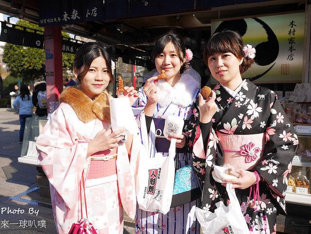 東京淺草和服體驗162