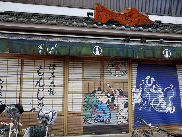 東京淺草和服體驗178