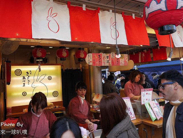 東京淺草和服體驗168