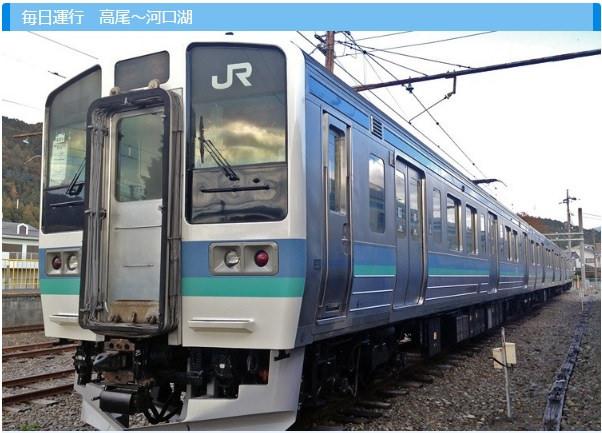 2019東京新宿到河口湖鐵路交通(JR中央線特急|富士急行線|河口湖直達車)
