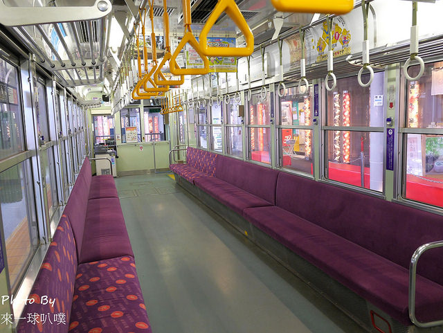 嵐山電車+足湯49
