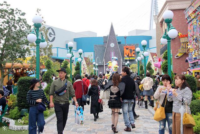 日本大阪環球影城遊樂設施,大阪環球影城9大園區攻略