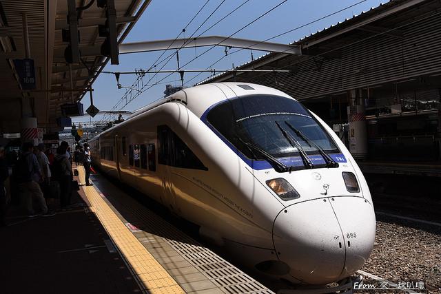 長崎交通-特急列車海鷗號01