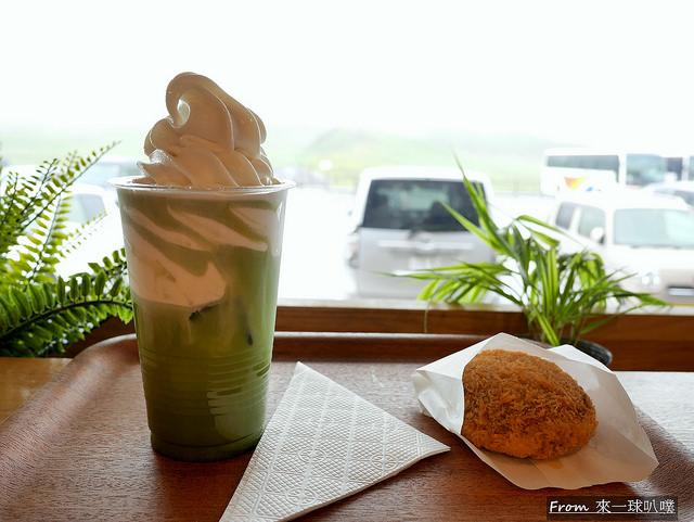 阿蘇草千里咖啡廳20