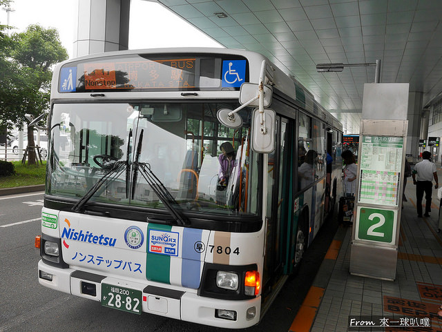 福岡機場出入境40