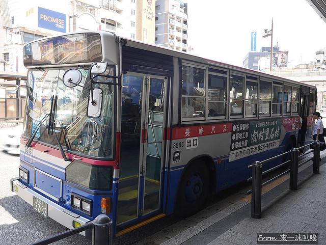 長崎電車+長崎車站21