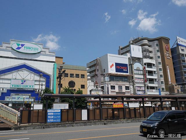 長崎電車+長崎車站23
