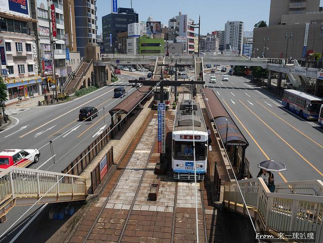 長崎電車+長崎車站24