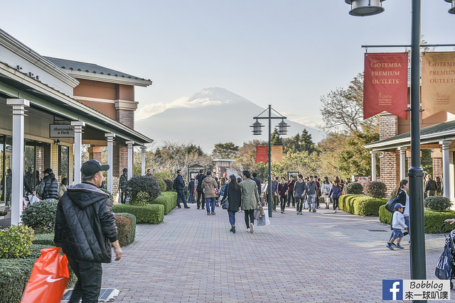 御殿場outlet  Gotemba Premium Outlets-60