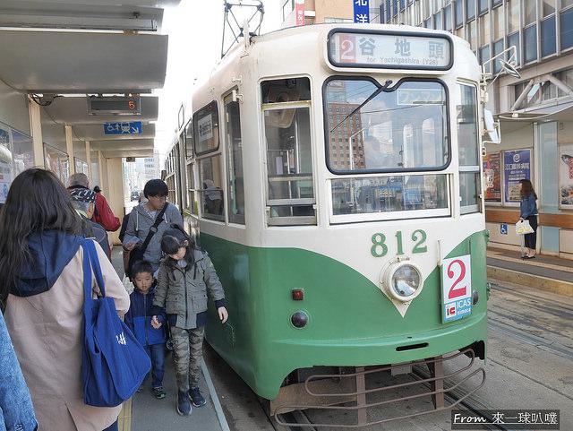 函館路面電車-函館市電14