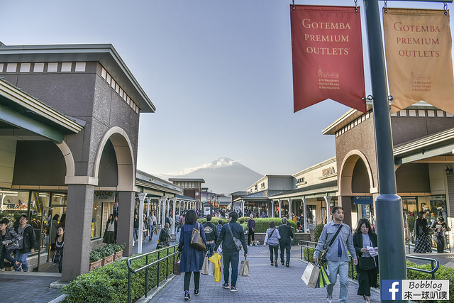 御殿場outlet  Gotemba Premium Outlets-52
